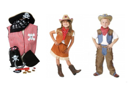 Party in a Box Costumes