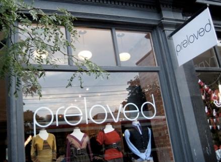 Preloved-Toronto-Store