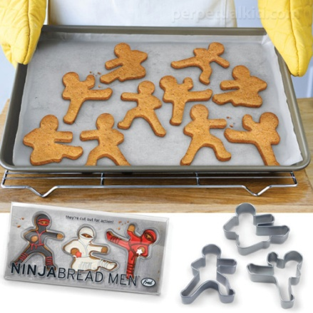 Ninja Cookie Cutters