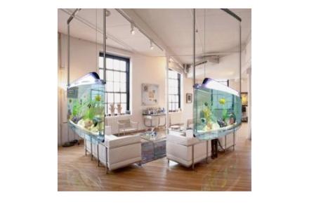 Opulent Items Fish Tank