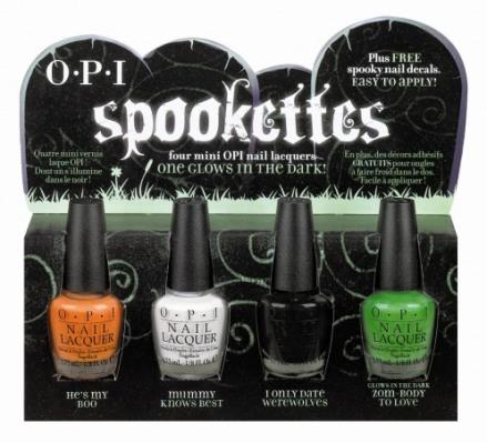 OPI spookettes 2011