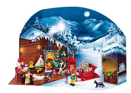 playmobil post office advent calendar