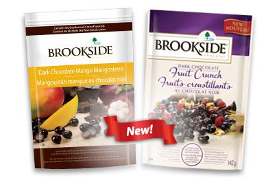 Brookside Dark Chocolate Mango Mangosteen