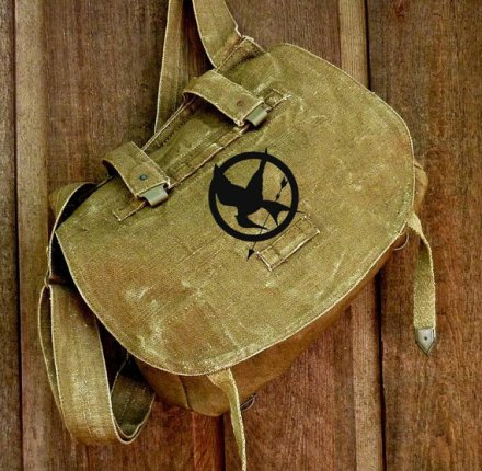 mockingjay bag
