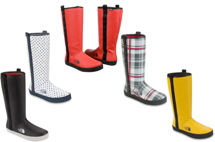 Base Camp Rain Boots North Face