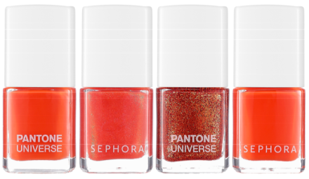 Sephora Pantone Nail Polishes