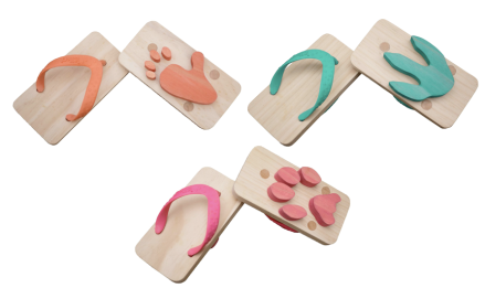 Ashiato Sandals For Kids