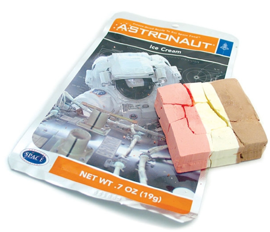 astronaut ice cream in space - photo #10