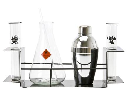 Cocktail Chemistry Set
