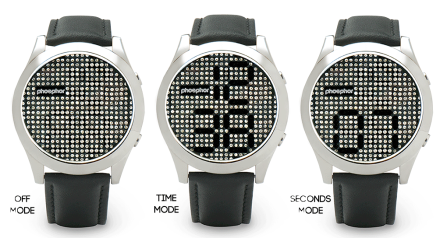Phosphor Watches