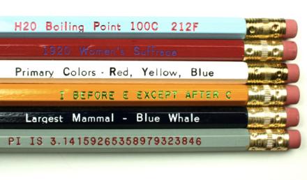 Smart Alec Pencils