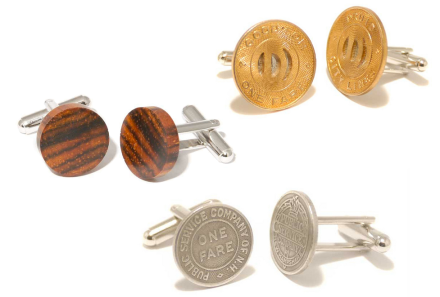 Made You Look Cufflinks