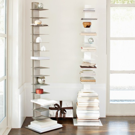 Sapien Bookcase Corner