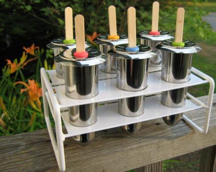 Stainless Steel Popsicle Maker