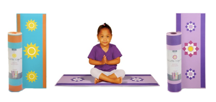 The Little Yoga Play Mat