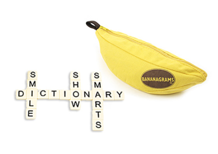 Bananagrams Teacher Gifts Canadian Gift Guide