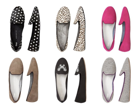 Gap Loafers Fall 2012 Canadian Gift Guide