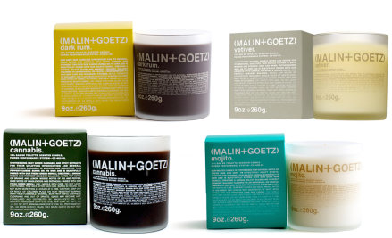 Malin Goetz Candles Canadian Gift Guide