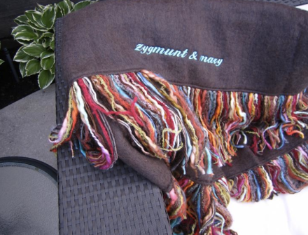 Sammy G Personalized Blanket Canadian Gift Guide