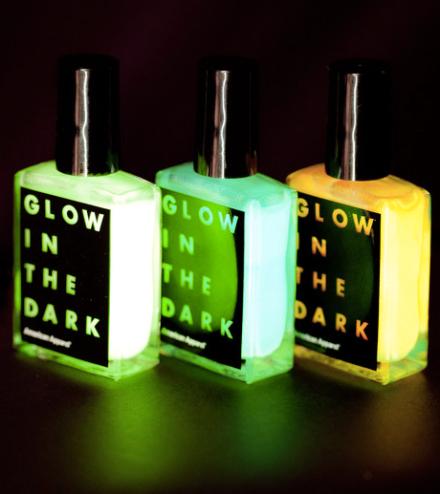 American Apparel Glow In The Dark Nail Polish