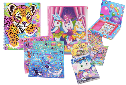 Lisa Frank for Urban Outfitters