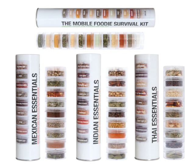 PLANT Organic Spice Kits