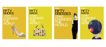 50 Fashion Change Books