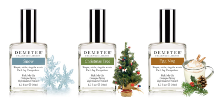 Demeter Holiday Scents