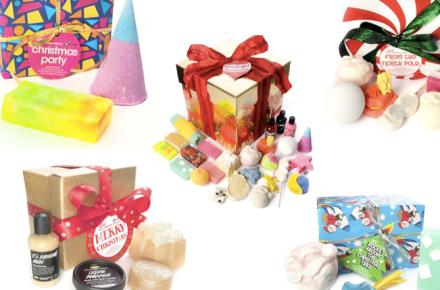 Lush Gift Boxes 2012