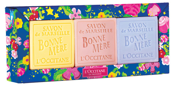 Bonne Mere Soap Collection L'Occitane
