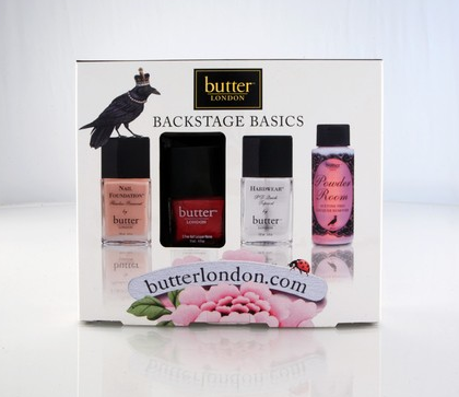 Butter London Backstage Basics