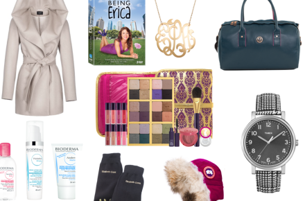 Canadian Gift Guide Gifts for Women Christmas 2012