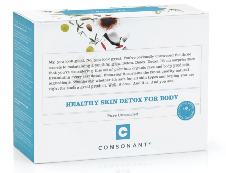 Consonant Healthy Skin Detox for Body