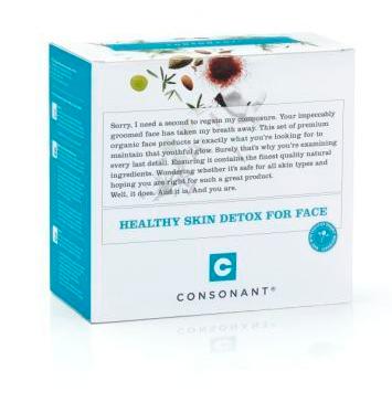Consonant Healthy Skin Detox for Face