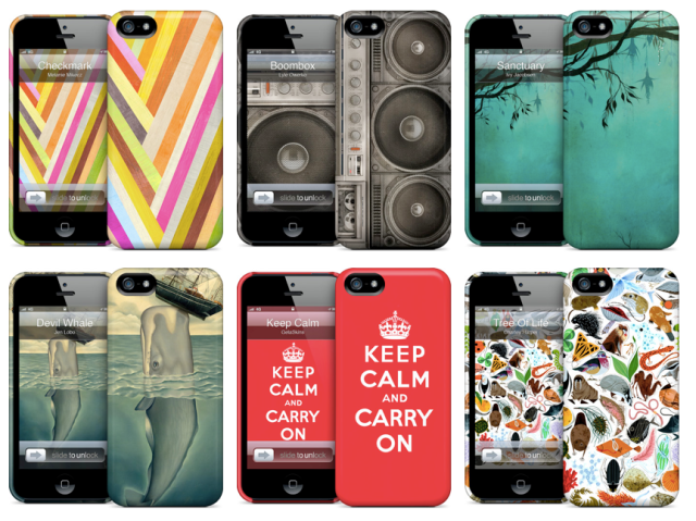 Gelaskins iPhone5 Hardcases