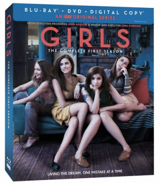 Girls on Blu-Ray