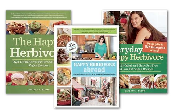 Happy Herbivore Cookbook Series