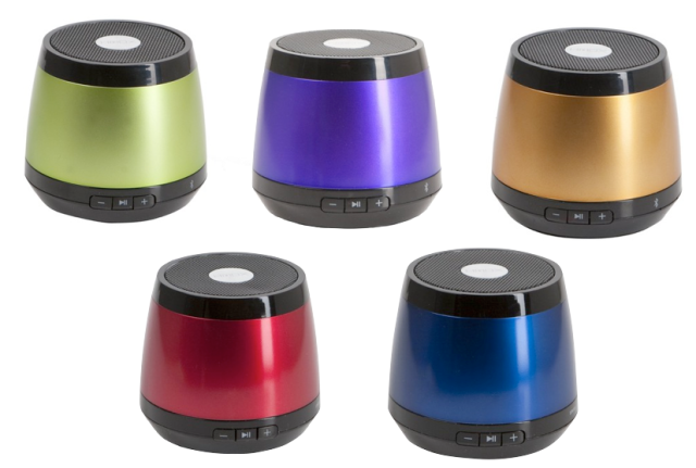 HMDX Jam Bluetooth Wireless Speaker