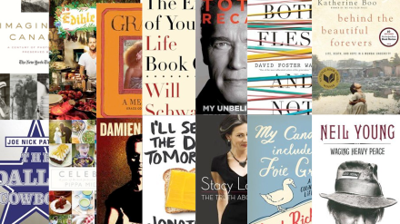 Holiday reads Nonfiction