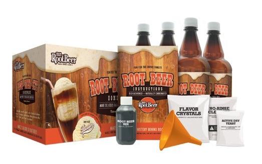 Home Root Beer Making Kit