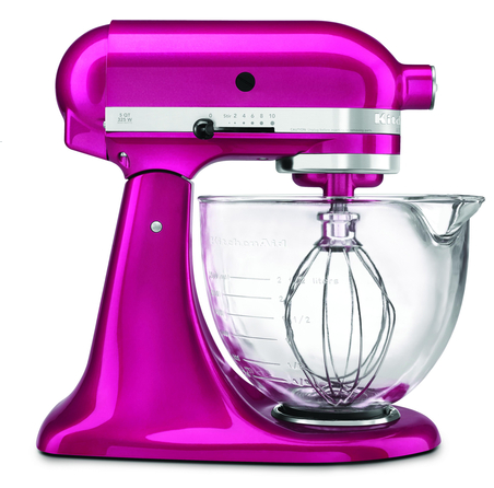 KitchenAid Stand Mixer Raspberry