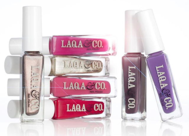 LAQA and Co Polishes
