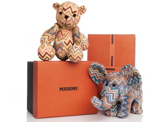 Missoni Bears