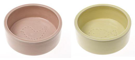 Mungo and Maud Stitch Cat Bowls