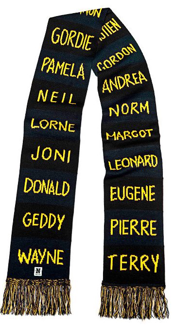 North Star Scarf