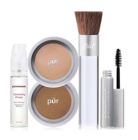 Pür Minerals 5-Piece NEW Start Now Kit