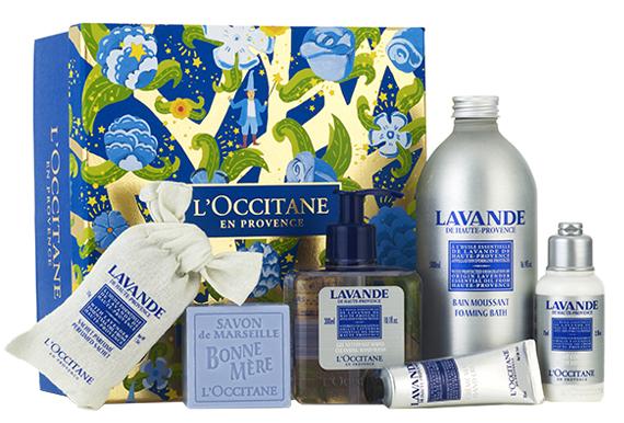 Relaxing Lavender Gift Set L'Occitane