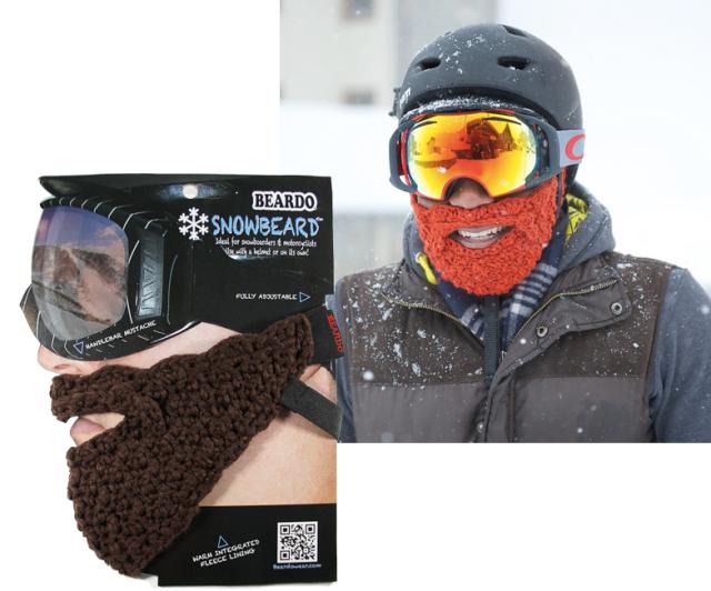 Snowbeard Mask