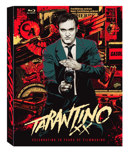 Tarantino XX Collection on Blu-Ray - $74.99 @Amazon.ca