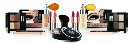 The Body Shop Winter Trend Collection